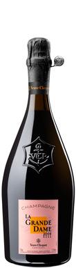 Veuve Clicquot, La Grande Dame Rosé, Champagne, France, 2008