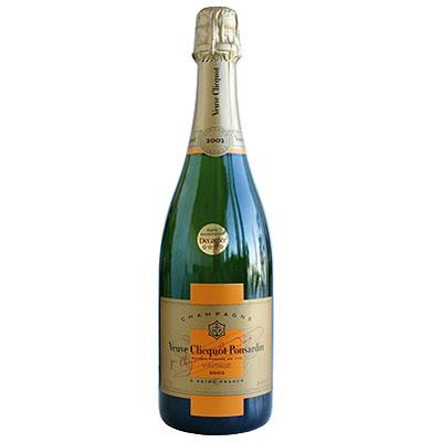 Veuve Clicquot, Champagne, France, 2002