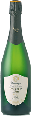 Veuve Fourny & Fils, Blanc de Blancs, Champagne, 2008