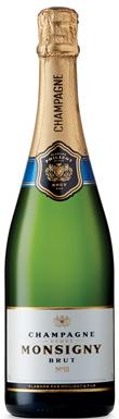 Veuve Monsigny, Brut, Champagne, France