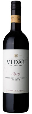 Vidal, Legacy Cabernet Sauvignon Merlot, Gimblett Gravels