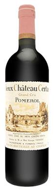 Vieux Château Certan, Pomerol, Bordeaux, France, 2019