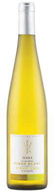 Vignerons de Pfaffenheim, Tête à Tête Pinot Blanc-Pinot