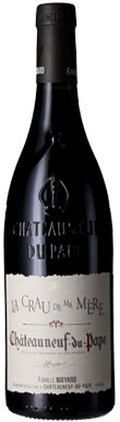 Vignobles Mayard, La Crau de ma Mère, Châteauneuf-du-Pape