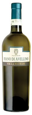 Villa Matilde, Fiano di Avellino, Fiano di Avellino