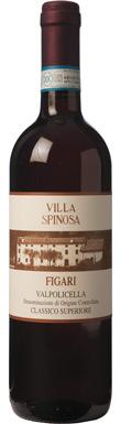 Villa Spinosa, Figari, Valpolicella, Classico Superiore