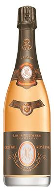 Louis Roederer, Cristal Rosé Vinothèque, Champagne, 1999