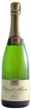 Vitteaut-Alberti, Blanc Bio, Crémant de Bourgogne, Burgundy