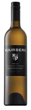 Vuurberg, White, Western Cape, South Africa, 2011