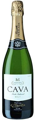 Waitrose, Cava, Cava Brut in partnership with  Castillo