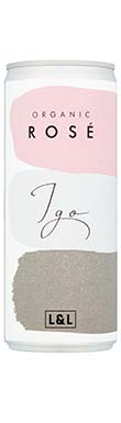 IGO, Organic Rosé, Navarra, Spain