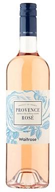 Waitrose, Rosé, Côtes de Provence, Provence, France, 2018
