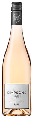 Simpsons Wine Estate, Pinot Noir Rosé, Kent, England, 2018