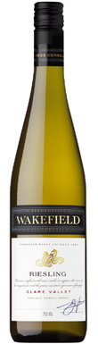 Wakefield Estate, Estate Riesling, Clare Valley, 2016