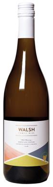 Walsh Family Wine, Petit Manseng, Loudoun County, 2018