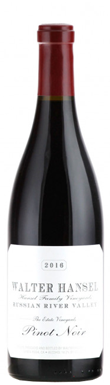 Walter Hansel, Estate Pinot Noir, Sonoma County, Russian