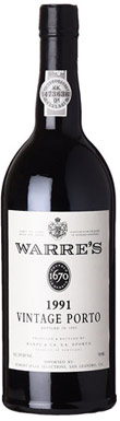 Warre's, Port, Douro, Portugal, 1991