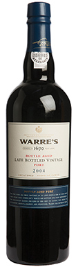 Warre's, Bottle Matured Late Bottled Vintage, Port, 2004