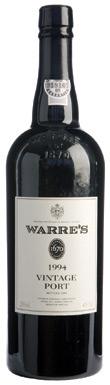 Warre's, Port, Douro Valley, Portugal, 1994