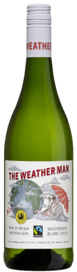 Journey's End, Weather Man Sauvignon Blanc, 2020
