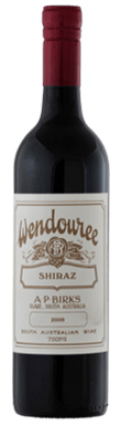 Wendouree, Clare Valley, Shiraz, South Australia, 2012