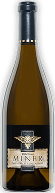 Miner Family Vineyards, Napa Valley, Wild Yeast Chardonnay,
