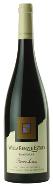 WillaKenzie Estate, Pierre Léon Pinot Noir, Willamette
