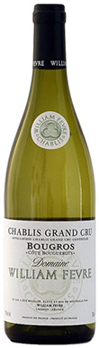 Domaine William Fevre, Chablis, Bougros Grand Cru, 2016