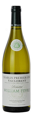 Domaine William Fèvre, Chablis, 1er Cru Vaulorent, 2016