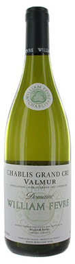 Domaine William Fevre, Chablis, Valmur Grand Cru, 2016