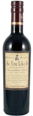 Williams & Humbert, As You Like It Medium-Sweet, Amontillado