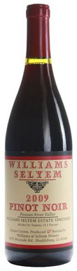Williams Selyem, Estate Vineyard Pinot Noir, Sonoma County