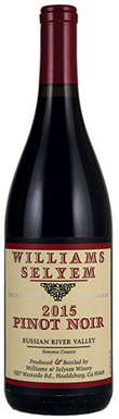 Williams Selyem, Pinot Noir, Sonoma County, Russian River