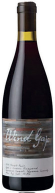 Wind Gap, Gap's Crown Pinot Noir, Sonoma County, Sonoma