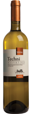 Wine Art Estate, Techni Assyrtiko, Drama, Macedonia, 2015