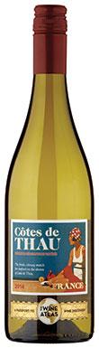 Asda, Côtes de Thau, Wine Atlas, Languedoc-Roussillon, 2014