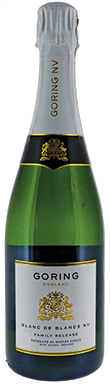 Wiston Estate, Goring Blanc de Blancs Family Release, Sussex