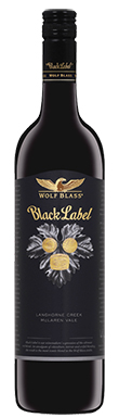Wolf Blass, Black Label, South Australia, Australia, 1998