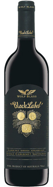 Wolf Blass, Black Label, South Australia, Australia, 2010