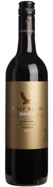 Wolf Blass, Gold Label Shiraz, Barossa Valley, 2014