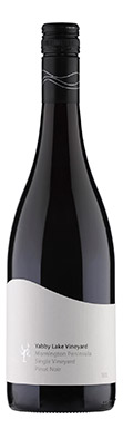Yabby Lake, Single Vineyard Pinot Noir, 2013