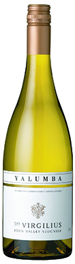 Yalumba, Eden Valley, The Virgilius Viognier, 2012