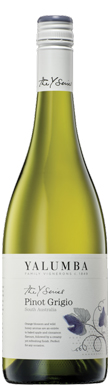 Yalumba, Y Series Pinot Grigio, South Australia, 2016