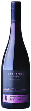 Yealands Estate, Single Vineyard Pinot Noir, 2013