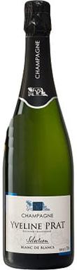 Yveline Prat, Sélection Blanc De Blancs Brut, Champagne