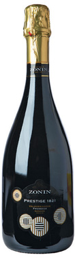 Zonin, Prestige 1821 Superiore Extra Dry, Prosecco