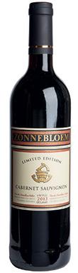 Zonnebloem, Limited Edition Cabernet Sauvignon, 2013